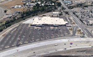 Walmart Aerial